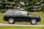 2019 Toyota 4Runner SR5 in Midnight Black Metallic - Driving Side View
