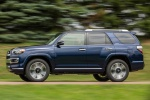 2019 Toyota 4Runner Limited in Nautical Blue Pearl - Driving Side View