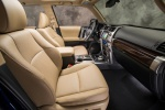 2019 Toyota 4Runner Limited Front Seats in Sand Beige