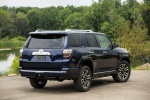 2020 Toyota 4Runner Limited in Nautical Blue Pearl - Static Rear Right View