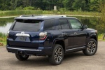 2020 Toyota 4Runner Limited in Nautical Blue Pearl - Static Rear Right Three-quarter View
