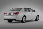 2012 Toyota Avalon in Blizzard Pearl - Static Rear Right Three-quarter View
