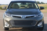 2013 Toyota Avalon Hybrid in Magnetic Gray Metallic - Static Frontal View