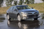 2014 Toyota Avalon Hybrid in Magnetic Gray Metallic - Static Front Right View