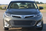 2014 Toyota Avalon Hybrid in Magnetic Gray Metallic - Static Frontal View