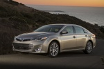 2015 Toyota Avalon Limited in Creme Brulee Mica - Static Front Left Three-quarter View