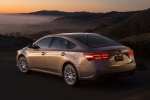 2015 Toyota Avalon Limited in Creme Brulee Mica - Static Rear Left Three-quarter View
