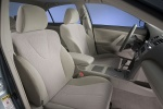 2010 Toyota Camry LE Front Seats in Bisque