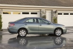 2010 Toyota Camry LE in Magnetic Gray Metallic - Static Side View