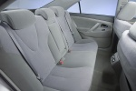 2010 Toyota Camry Hybrid Rear Seats in Ash