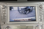 2010 Toyota Camry Hybrid Rearview Screen