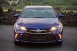 2016 Toyota Camry Hybrid SE in Blue Crush Metallic - Status Frontal View