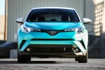 2018 Toyota C-HR in Radiant Green Mica - Static Frontal View