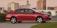 2012 Toyota Corolla L, LE, S Review