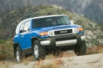 2010 Toyota FJ Cruiser - Driving Front Right View