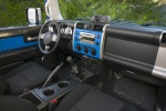 2010 Toyota FJ Cruiser Interior in Dark Charcoal