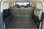 2010 Toyota FJ Cruiser Trunk in Dark Charcoal