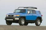2010 Toyota FJ Cruiser - Static Front Left Three-quarter View