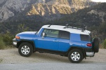 2010 Toyota FJ Cruiser - Static Side View