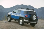 2010 Toyota FJ Cruiser - Static Rear Left Three-quarter View