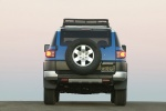 2010 Toyota FJ Cruiser - Static Rear View