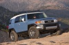 2014 Toyota FJ Cruiser from a front right view