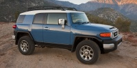 2014 Toyota FJ Cruiser, 4WD V6 Review