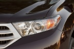 2013 Toyota Highlander Limited V6 Headlight