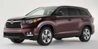 2014 Toyota Highlander LE Plus, XLE, Limited Platinum V6, Hybrid AWD Pictures