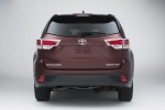 2015 Toyota Highlander Limited AWD in Ooh La La Rouge Mica - Static Rear View