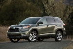 2015 Toyota Highlander Hybrid Limited AWD in Alumina Jade Metallic - Static Front Left Three-quarter View