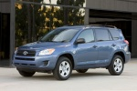 2010 Toyota RAV4 in Pacific Blue Metallic - Static Front Left View