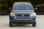 2012 Toyota RAV4 in Pacific Blue Metallic - Static Frontal View