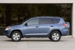 2012 Toyota RAV4 in Pacific Blue Metallic - Static Side View