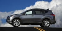 2013 Toyota RAV4 LE, XLE, Limited, AWD Review