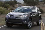 2015 Toyota RAV4 Limited in Magnetic Gray Pearl - Static Front Left View