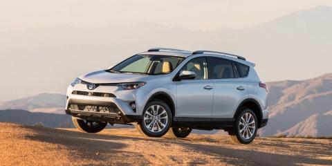 2016 Toyota RAV4 LE, XLE, SE, Limited, Hybrid, AWD Review