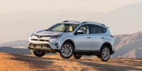 2017 Toyota RAV4 LE, XLE, SE, Limited, Platinum, Hybrid, AWD Review