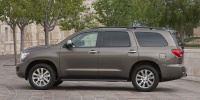 2013 Toyota Sequoia SR5, Limited, Platinum V8 4WD Pictures