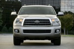 2014 Toyota Sequoia in Sandy Beach Metallic - Static Frontal View