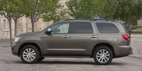 2017 Toyota Sequoia SR5, Limited, Platinum V8 4WD Review