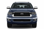 2018 Toyota Sequoia in Shoreline Blue Pearl - Static Frontal View