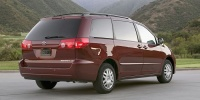 2010 Toyota Sienna CE, LE, XLE, Limited, AWD Review