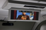 2011 Toyota Sienna Limited Overhead Screen