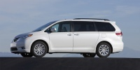2012 Toyota Sienna LE, SE, XLE, Limited V6, AWD Review