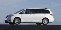 2014 Toyota Sienna L, LE, SE, XLE, Limited V6, AWD Pictures