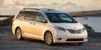 2015 Toyota Sienna L, LE, SE, XLE, Limited V6, AWD Review