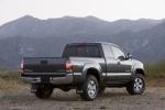 2010 Toyota Tacoma Access Cab SR5 4WD in Magnetic Gray Metallic - Static Rear Right View