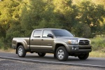2010 Toyota Tacoma Double Cab in Pyrite Mica - Static Front Right View