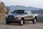 2010 Toyota Tacoma Double Cab in Pyrite Mica - Static Front Left View